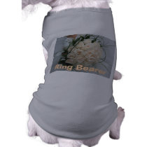Wedding Ring Bearer Pet Clothing