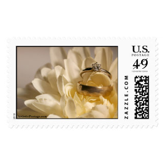 Wedding Ring Photo Invitations RSVPS Save The Date Postage