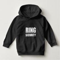 Wedding Ring Security Hoodie