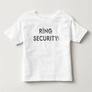 """Wedding """"RING SECURITY"""" Toddler T-shirt"""