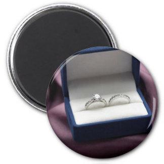 Wedding Ring Set Magnet