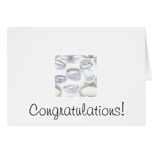 Wedding Rings Card
