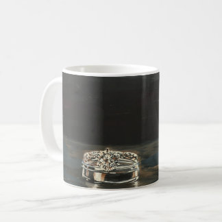 Wedding Rings Coffee Mug