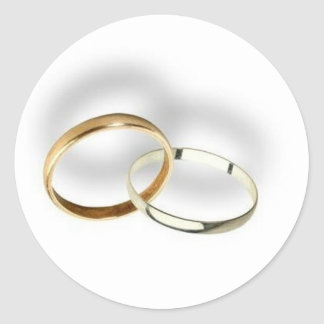 Wedding Rings...Envelope Seals
