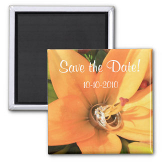 Wedding Rings-Magnet 1 Magnet