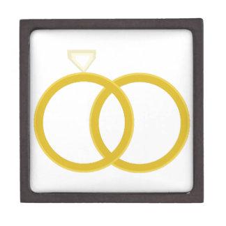 Wedding Rings Premium Gift Box