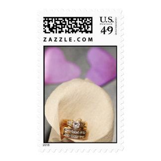 Wedding Rings Stamps