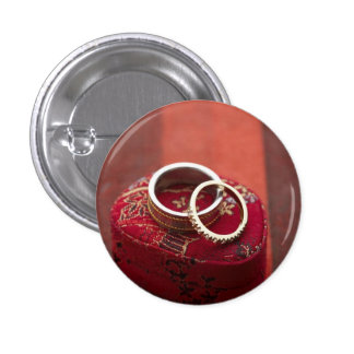 Wedding Rings Storage Box Button