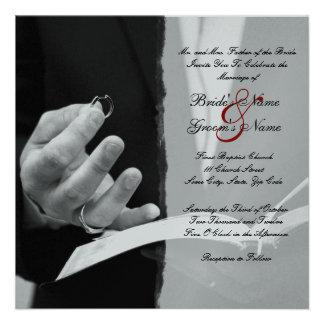 Wedding Rings Wedding+invitation