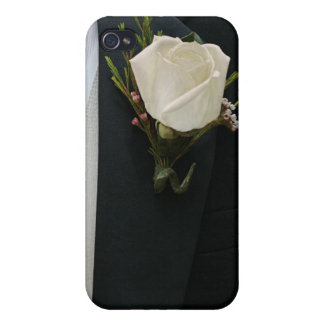 Wedding Rose iPhone 4/4S Covers