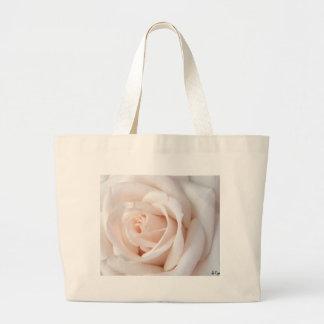 Wedding Rose Large Tote Bag