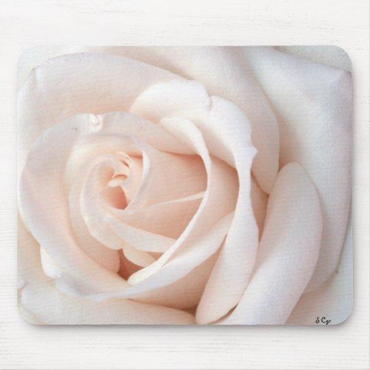 Wedding Rose Mouse Pad
