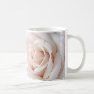 Wedding Rose Coffee Mugs
