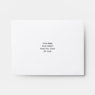 Wedding RSVP Envelopes
