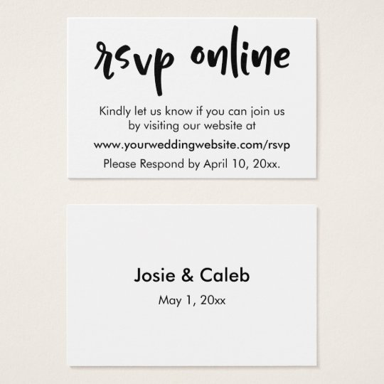 Online Wedding Rsvp Erha Yasamayolver Com