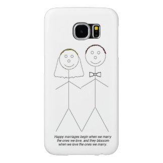 Wedding Samsung Galaxy S6 case