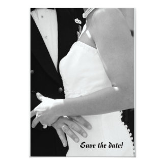 Wedding: Save the date Card