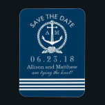 """Wedding Save the Date Magnets 