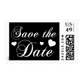 Wedding Save the Date Postage