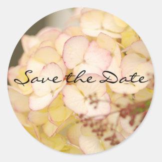 Wedding Save the Date Sticker