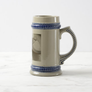 Wedding Shoes Beer Stein