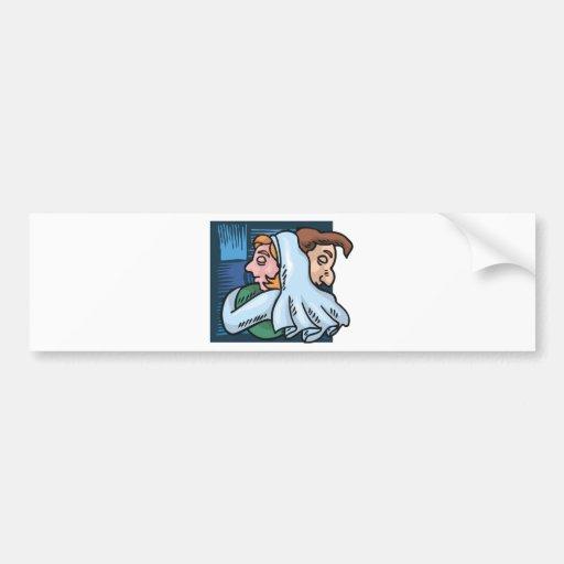 Wedding Shower 23 Bumper Sticker