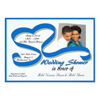 WEDDING SHOWER -INVITATION CARD