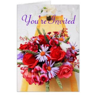 Wedding Shower (Or?) Invite Card