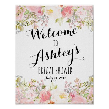 Wedding Themed Wedding sign, welcome,  shower , poster, banner poster