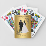 Wedding Souvenir Playing Cards Add your Names Bicycle Poker Cards