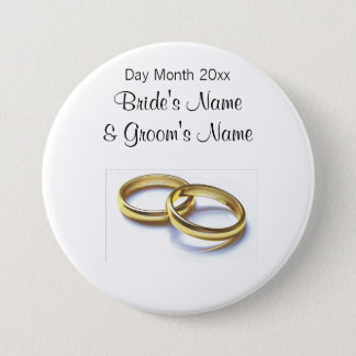 Wedding Souvenirs, Gifts, Giveaways for Guests Button