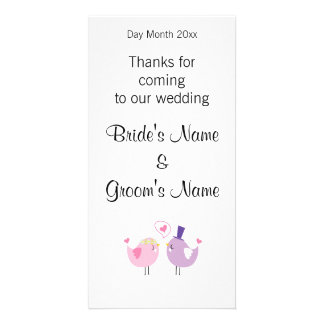 Wedding Souvenirs, Gifts, Giveaways for Guests Card