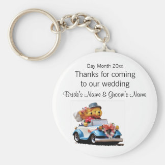 Wedding Souvenirs, Gifts, Giveaways for Guests Keychain