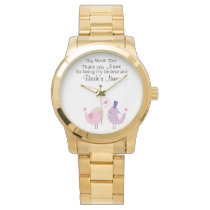 Wedding Souvenirs, Gifts, Giveaways for Guests Wrist Watch