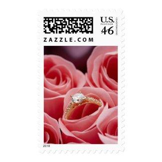 Wedding Stamp 2009 stamp