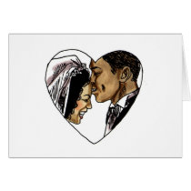 Wedding Stamps 6 Card