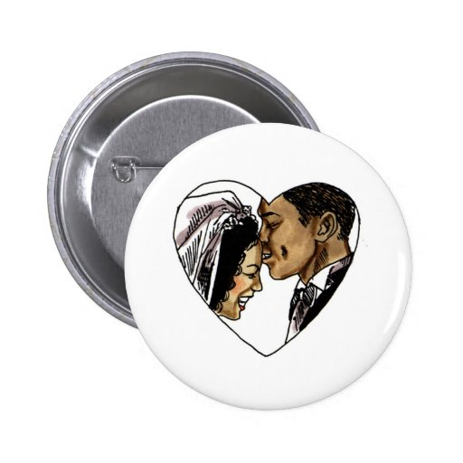 Wedding Stamps 7 Button