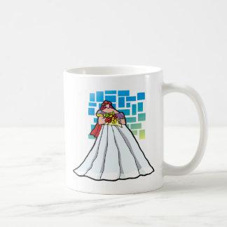 Wedding Stamps 8 Coffee Mugs