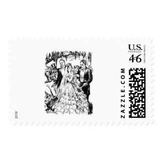 Wedding Stamps / Bridal 28