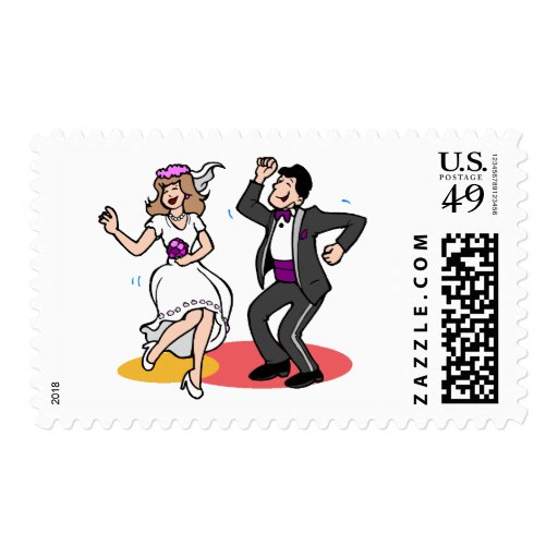 Wedding Stamps / Decorations 5