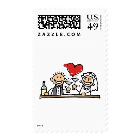 Wedding Stamps / Decorations 50