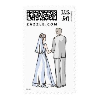 Wedding Stamps / Invitation 2