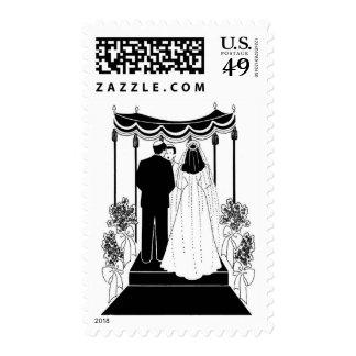 Wedding Stamps / Invitation 27