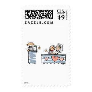 Wedding Stamps / Invitation 48