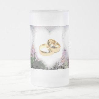 wedding stein
