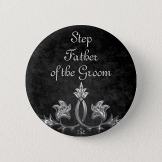 Wedding Step Father Button