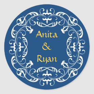 Wedding Stickers - Romance