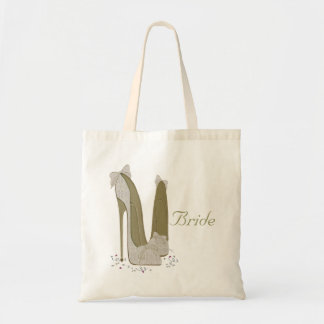 Wedding Stiletto Shoes Art Gifts Tote Bag