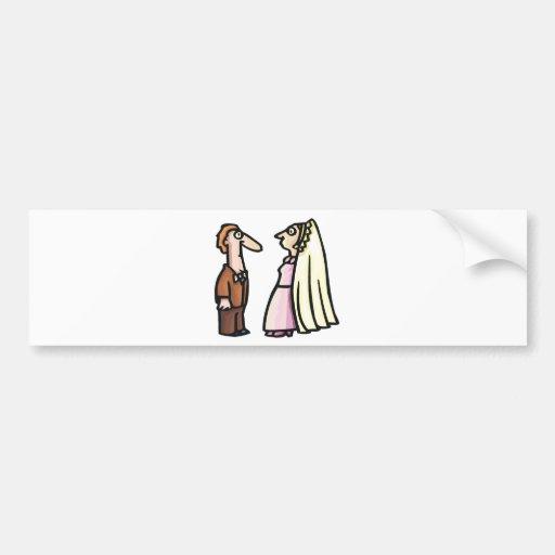 Wedding Stuff 12 Bumper Sticker