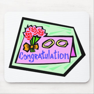 Wedding Supplies 11 Mouse Pad
